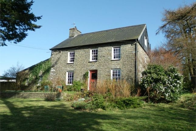 Thumbnail Detached house for sale in Dihewyd, Nr Aberaeron