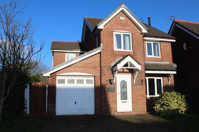 Thumbnail Detached house for sale in Slaidburn Close, Milnrow, Rochdale