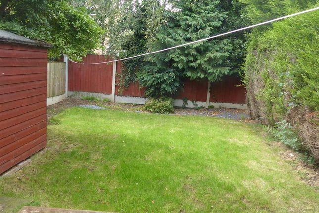 Rear Garden of Bakewell Road, Long Eaton, Nottingham NG10