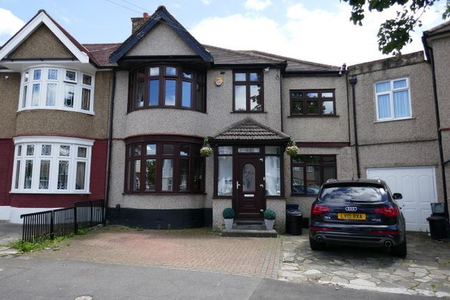 Thumbnail Semi-detached house to rent in Chudleigh Crescent, Ilford