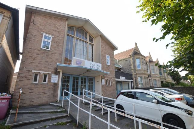 Thumbnail Commercial property to let in Graham Road, Weston-Super-Mare