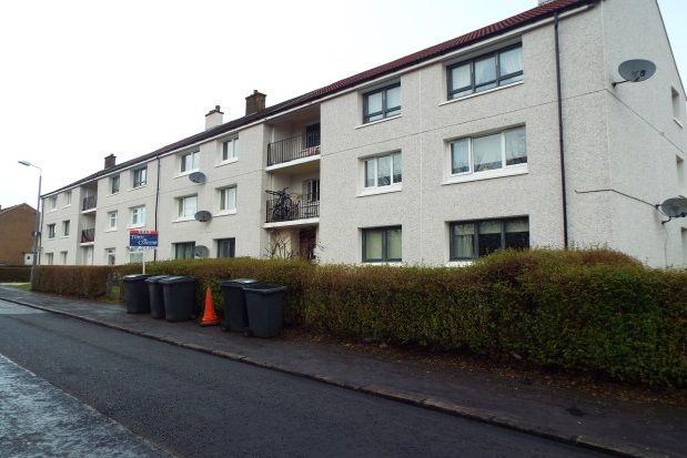 Thumbnail Flat to rent in Friars Croft, Kirkintilloch