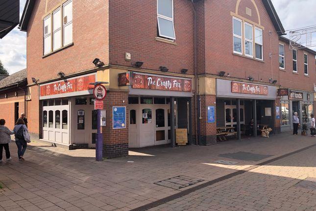 Thumbnail Pub/bar to let in Market Street, Loughborough