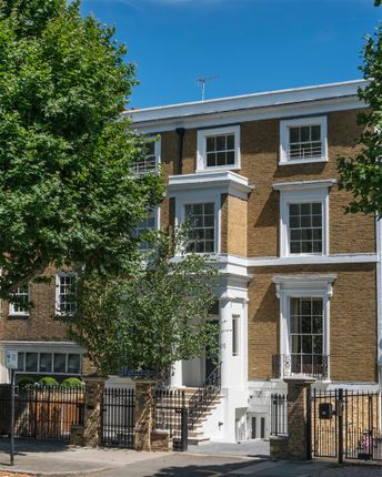 Thumbnail Terraced house for sale in Hamilton Terrace, London