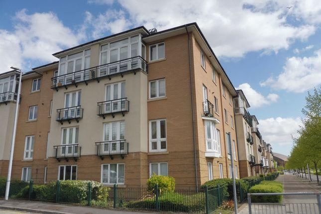 Thumbnail Flat for sale in Ffordd Garthorne, Cardiff
