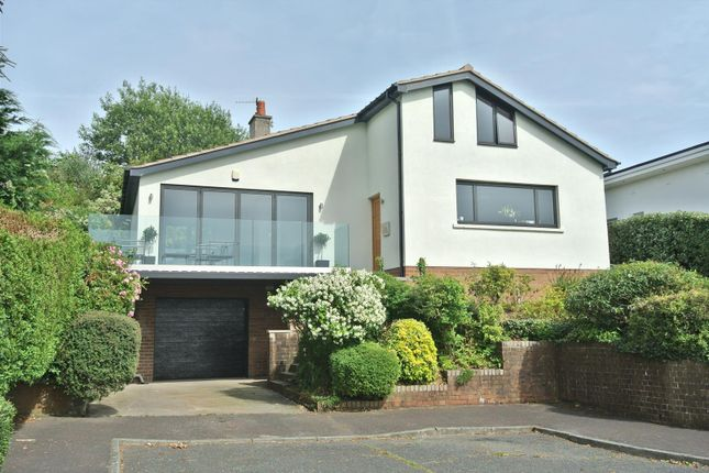 Thumbnail Detached house for sale in Shaftesbury Place, Scotforth, Lancaster - Stunning Views