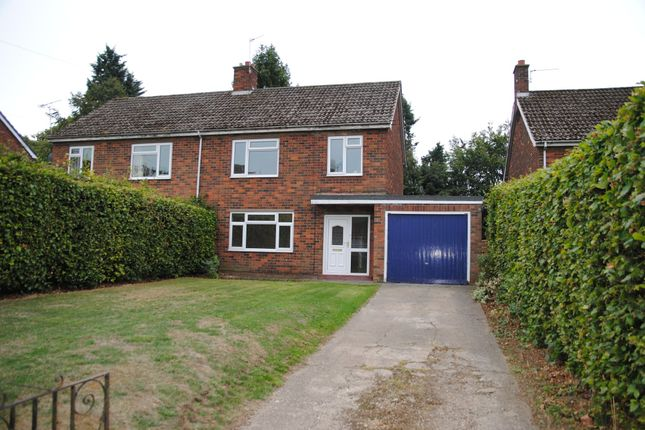 Thumbnail Semi-detached house to rent in North Carr Lane, Saxby-All-Saints, Brigg