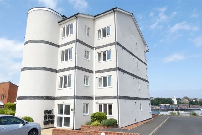 Thumbnail Flat to rent in Greens Place, South Shields