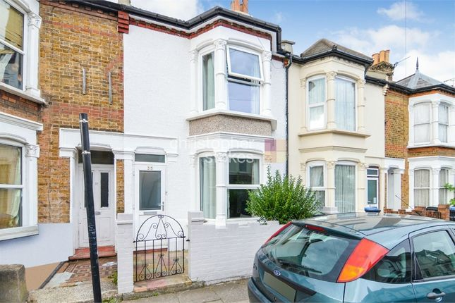 Thumbnail Terraced house for sale in Bury Street, London