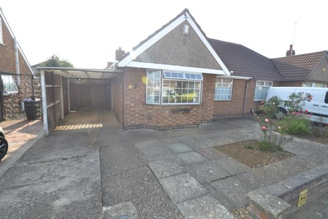 Thumbnail 2 bed bungalow for sale in Muscott Lane, Northampton, Northamptonshire, Na