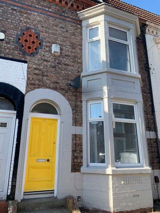 Thumbnail Flat to rent in Preston Grove, Anfield, Liverpool
