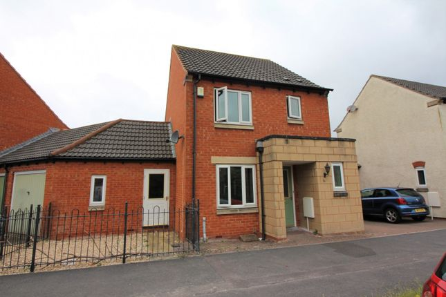 Thumbnail Detached house to rent in Damson Road, Weston-Super-Mare