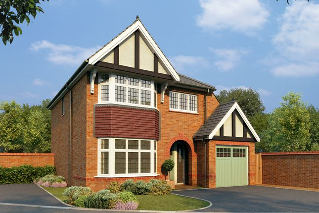 Thumbnail Detached house for sale in The Avenues At Westley Green, Dry Street, Langon Hills