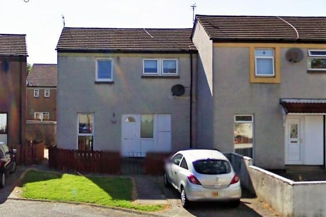 Thumbnail Terraced house to rent in Lochcraig Court, Irvine