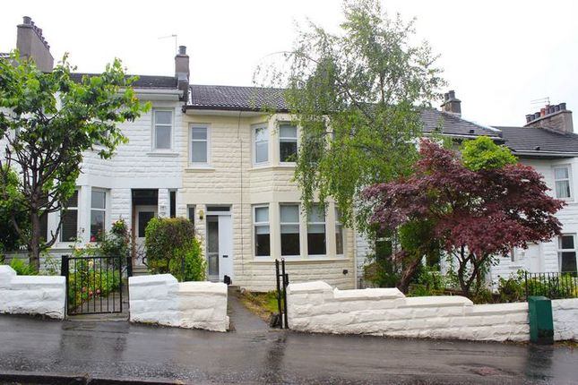 Terraced house for sale in Largie Road, Newlands, Glasgow