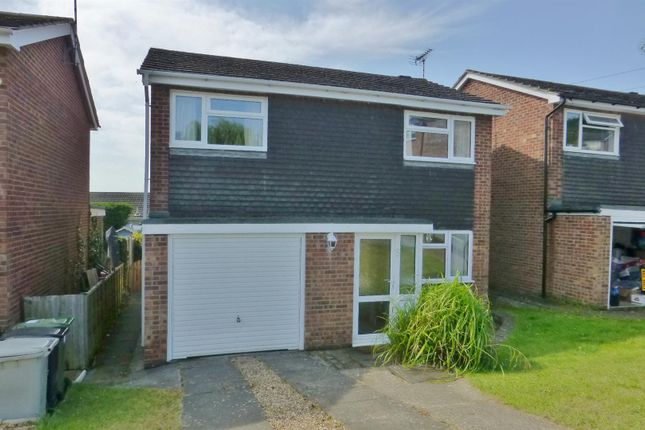 Thumbnail Detached house to rent in Chiltern Close, Oakham