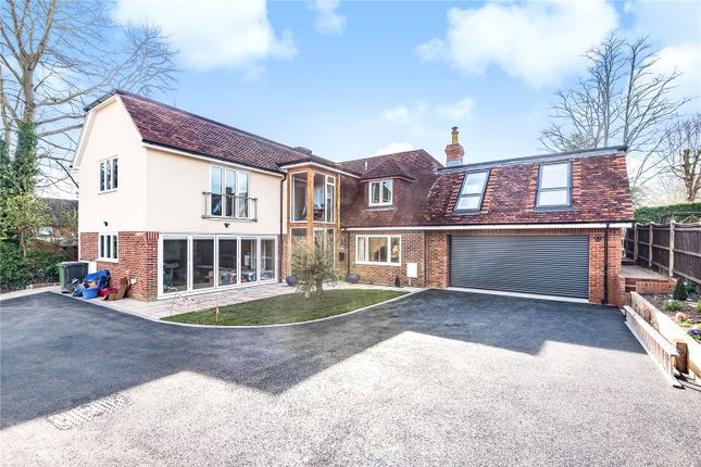 Thumbnail Detached house to rent in Bereweeke Avenue, Winchester, Hampshire