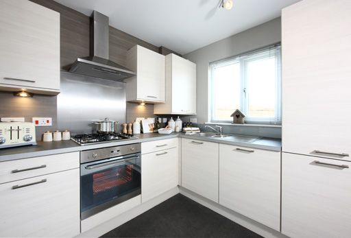 """Thumbnail Detached house for sale in """"Westwood"""" at Bye Pass Road, Davenham, Northwich"""