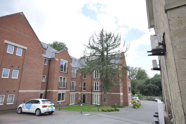 Thumbnail Flat to rent in Gill Court, Derby Road, Belper