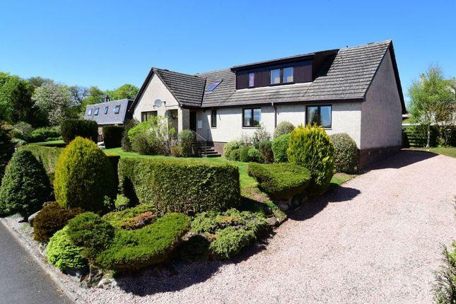 Thumbnail Detached house for sale in 4 Westbank Gardens, Westmuir, Kirriemuir