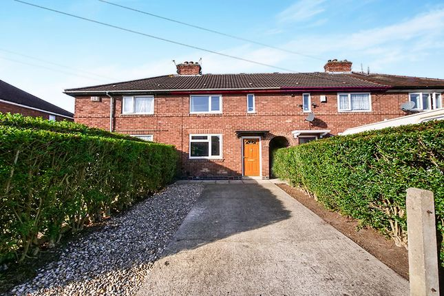 Thumbnail 2 bed terraced house for sale in St Philips Grove, York, North Yorkshire
