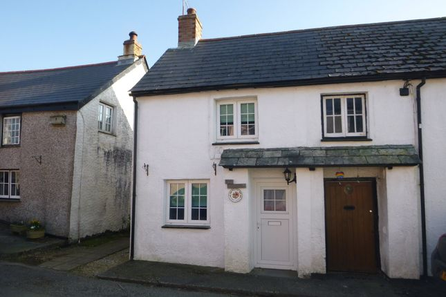 Thumbnail Terraced house to rent in West Street, Kilkhampton, Bude, Cornwall