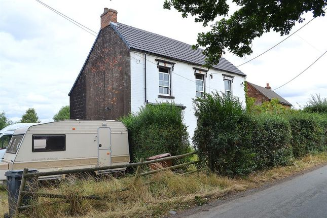 Front of Hall Lane, Lichfield WS14