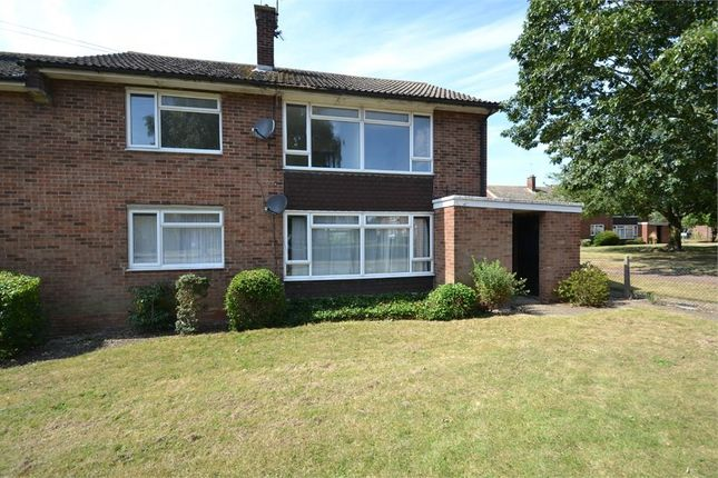 Thumbnail Flat to rent in Gorse Walk, Colchester