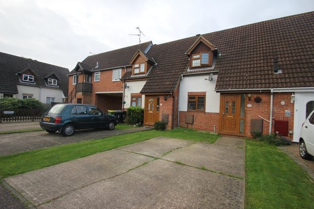 2 bed terraced house for sale in Adams Glade, Ashingdon, Rochford