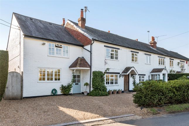 Thumbnail Semi-detached house for sale in Parsonage Cottages, Station Road, Bentworth, Alton