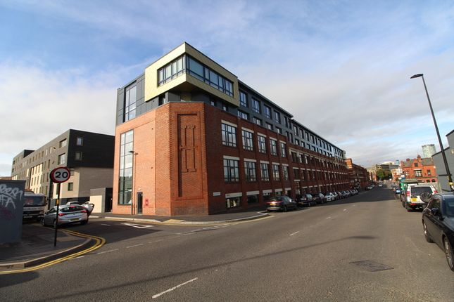 Thumbnail Office for sale in Bradford Street, Birmingham