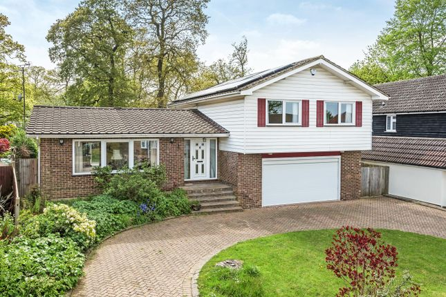 Thumbnail Detached house for sale in Lambourn Way, Chatham