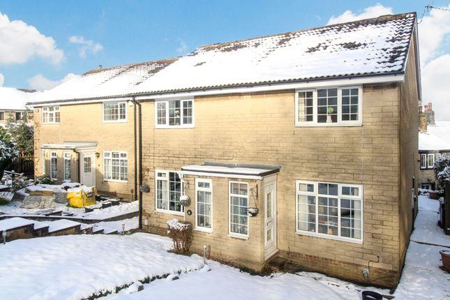 2 bed semi-detached house for sale in Richmond Court, Cowlersley, Huddersfield HD4