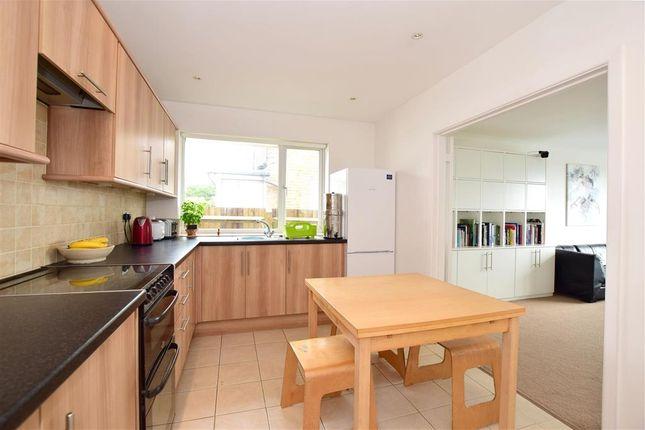 Thumbnail Detached bungalow for sale in Cissbury Crescent, Saltdean, Brighton, East Sussex