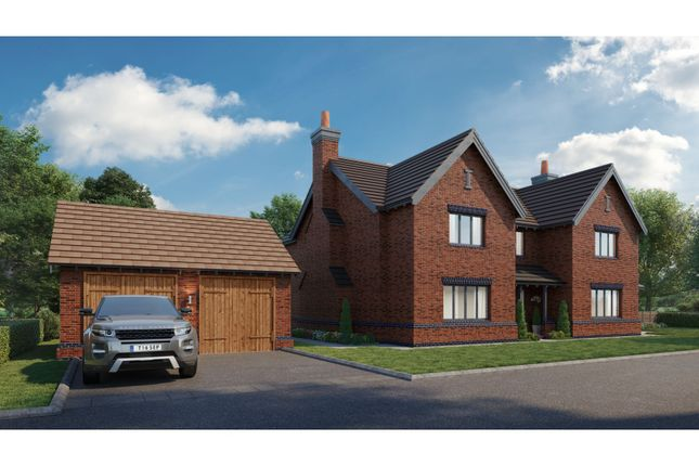 Thumbnail Detached house for sale in South Kilworth Road, North Kilworth