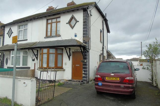 Thumbnail Semi-detached house for sale in Gaingc Road, Towyn Abergele, Abergele