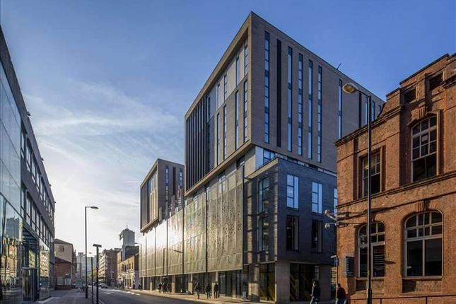 Thumbnail Office to let in Lever Street, Manchester