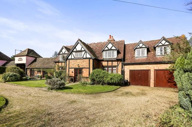Thumbnail Detached house for sale in Turnpike Lane, Ickleford, Hitchin, England