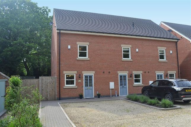3 bed end terrace house to rent in Oakhurst Court, Shenstone, Staffordshire WS14