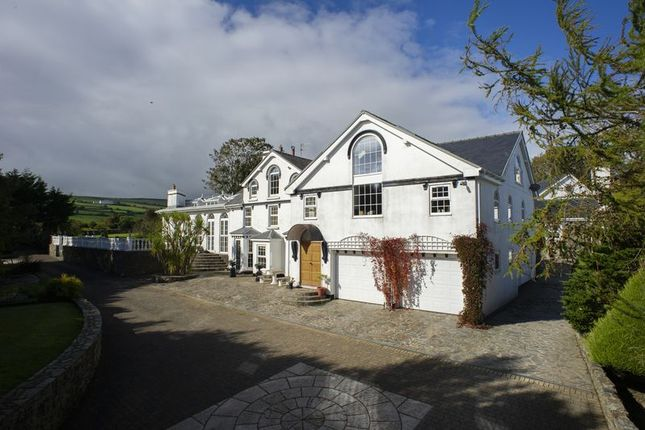 Thumbnail Detached house for sale in Ballagawne Farm, Ballagawne Road, Baldrine