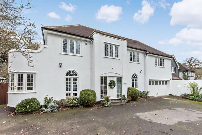 Thumbnail Detached house for sale in Greenways, Wilmington, Kent