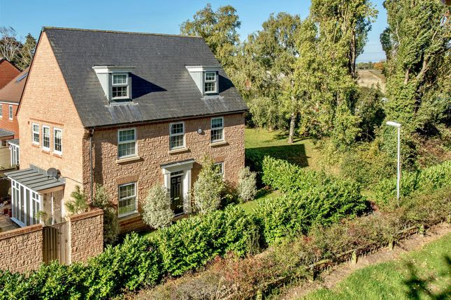 Thumbnail Detached house for sale in Collett Road, Norton Fitzwarren, Taunton