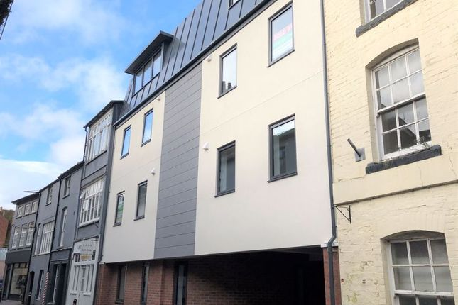 Thumbnail Flat to rent in East Street, Hereford