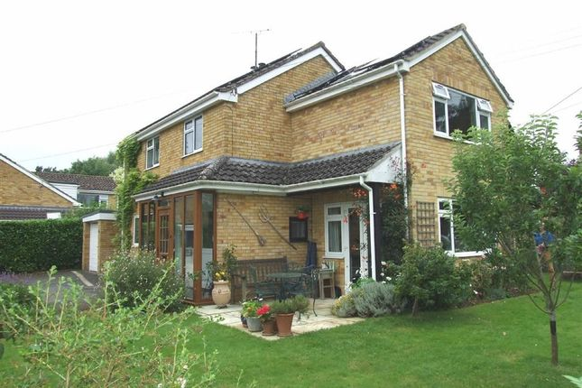 Thumbnail Detached house for sale in Orchard Grove, Bromham, Chippenham