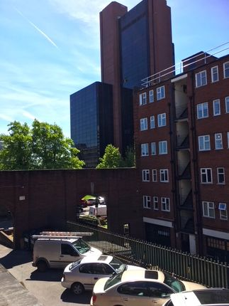 Thumbnail Flat to rent in Islington Row Middleway Birmingham, Birmingham