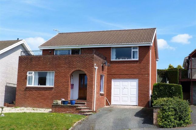 Thumbnail Detached house for sale in 39, Maesmawr, Rhayader, Powys