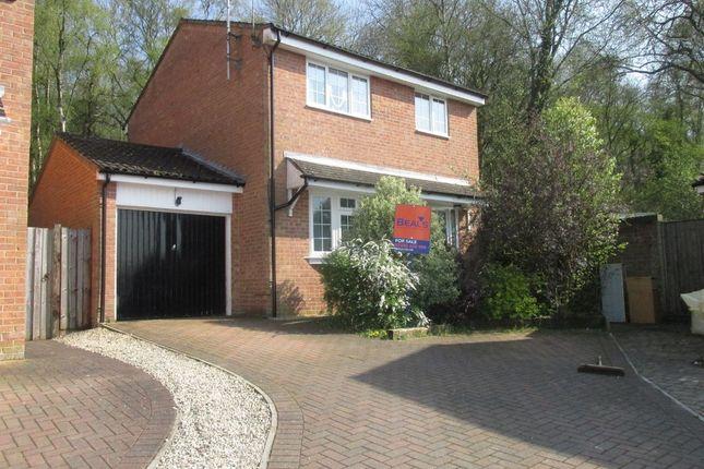 Thumbnail Detached house for sale in Osborne Gardens, Fair Oak, Eastleigh