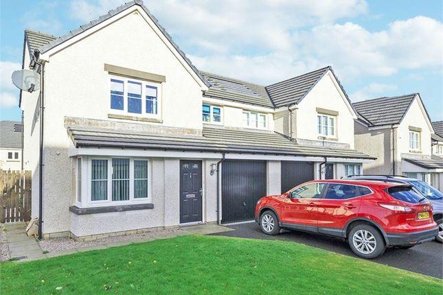 Thumbnail Semi-detached house for sale in Burnside Park, Dyce, Aberdeen