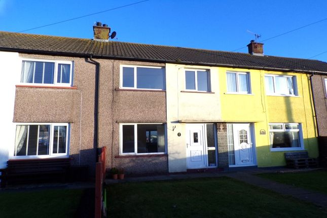 Thumbnail Terraced house to rent in Wasdale Road, Millom
