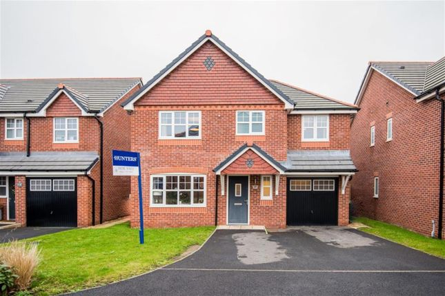 Thumbnail Detached house for sale in Lark Hill, Astley, Manchester